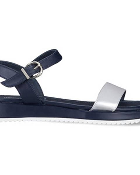 Modré sandále Docksteps