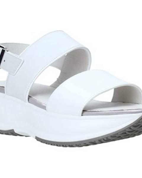 Biele sandále Lumberjack