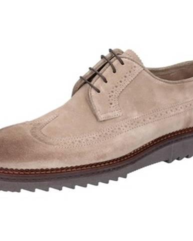 Béžové topánky Salvo Barone