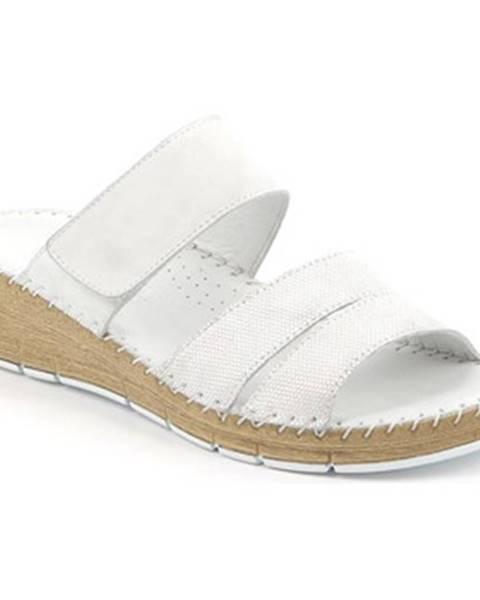 Biele topánky Grunland