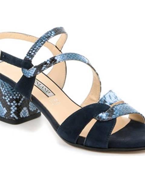 Modré sandále Grunland