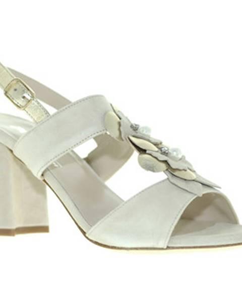Béžové sandále Melluso