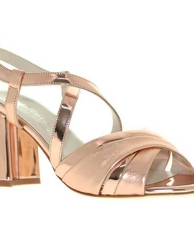 Ružové sandále Melluso