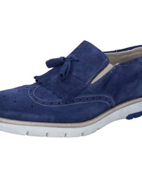 Modré topánky Kep's By Coraf