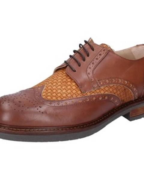 Hnedé topánky Fdf Shoes