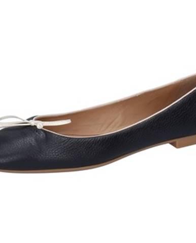 Viacfarebné balerínky Bally Shoes