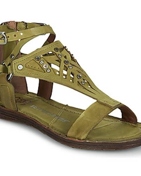 Zelené sandále Airstep / A.S.98