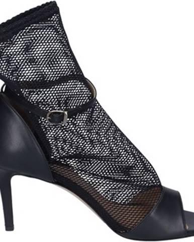 Čierne sandále Stephen Good