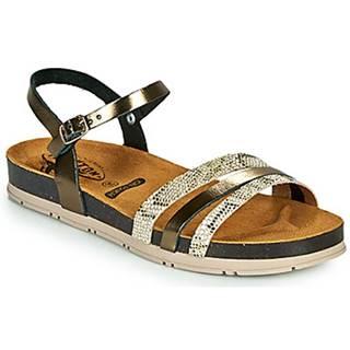 Sandále Plakton  GREEN