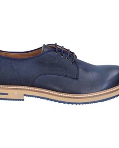 Modré topánky Herman   Sons
