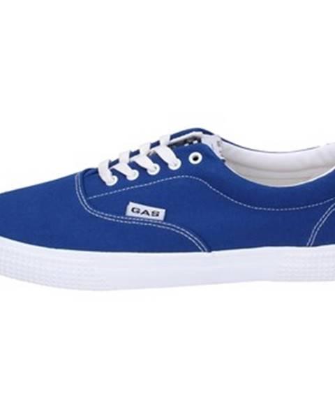 Modré tenisky Gas