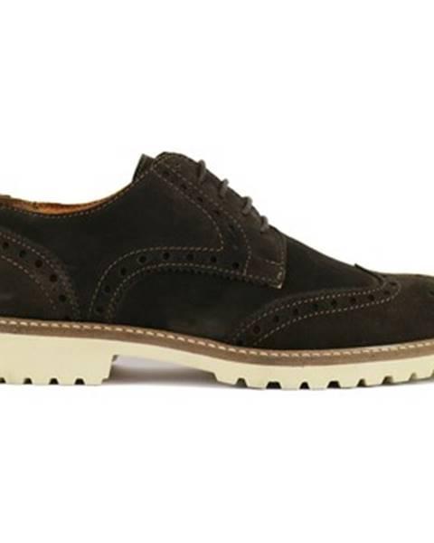 Hnedé topánky Rue 51