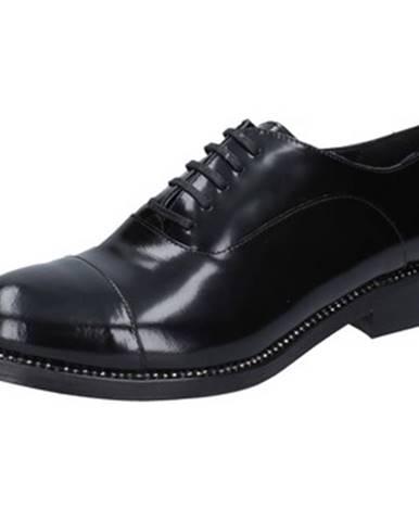 Čierne topánky Reve D'un Jour