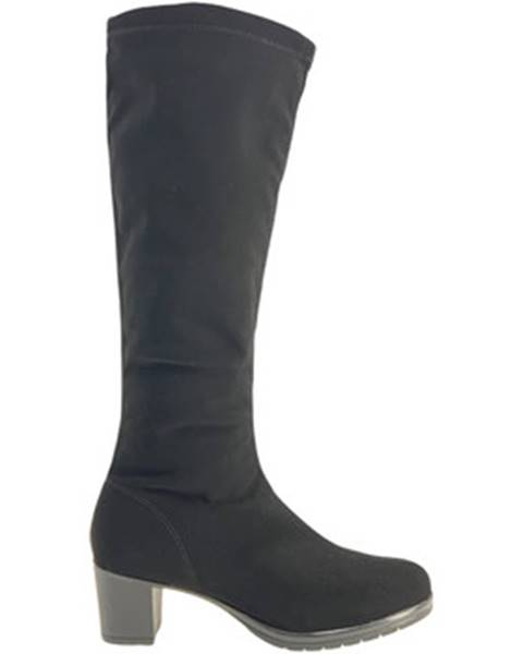 Čierne čižmy Susimoda