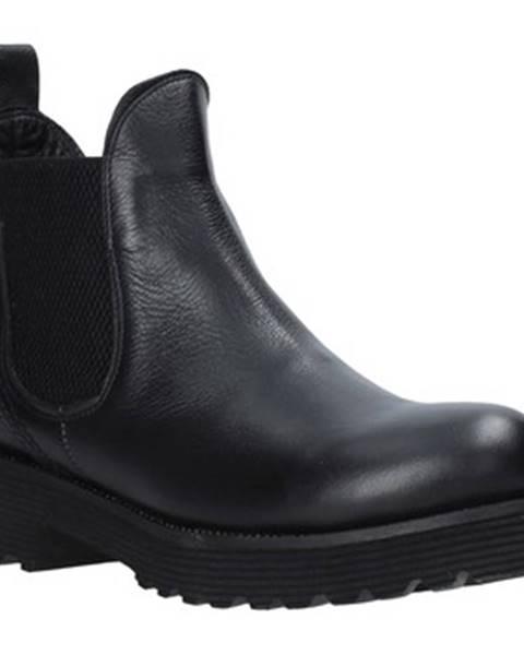 Čierne topánky Bueno Shoes
