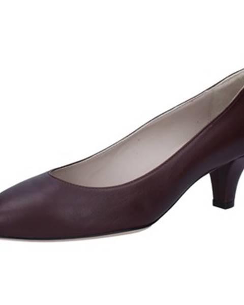 Červené lodičky Bally Shoes