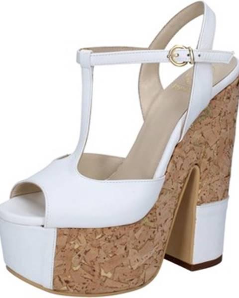 Biele sandále G.p.per Noy