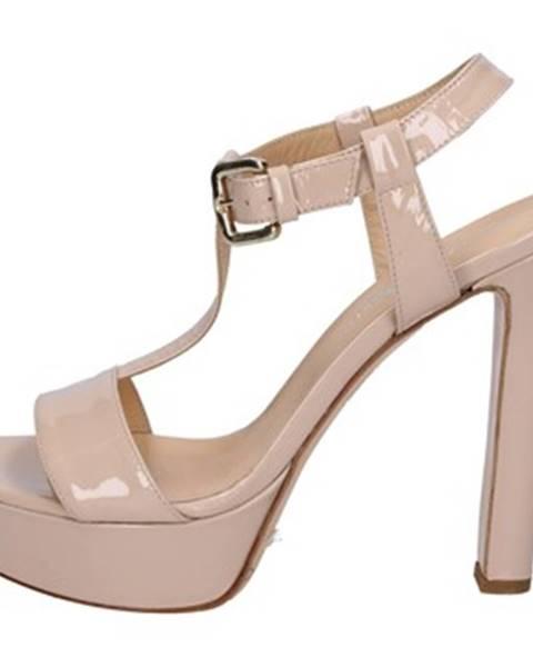 Ružové sandále Mi Amor