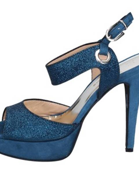 Modré sandále Sergio Cimadamore