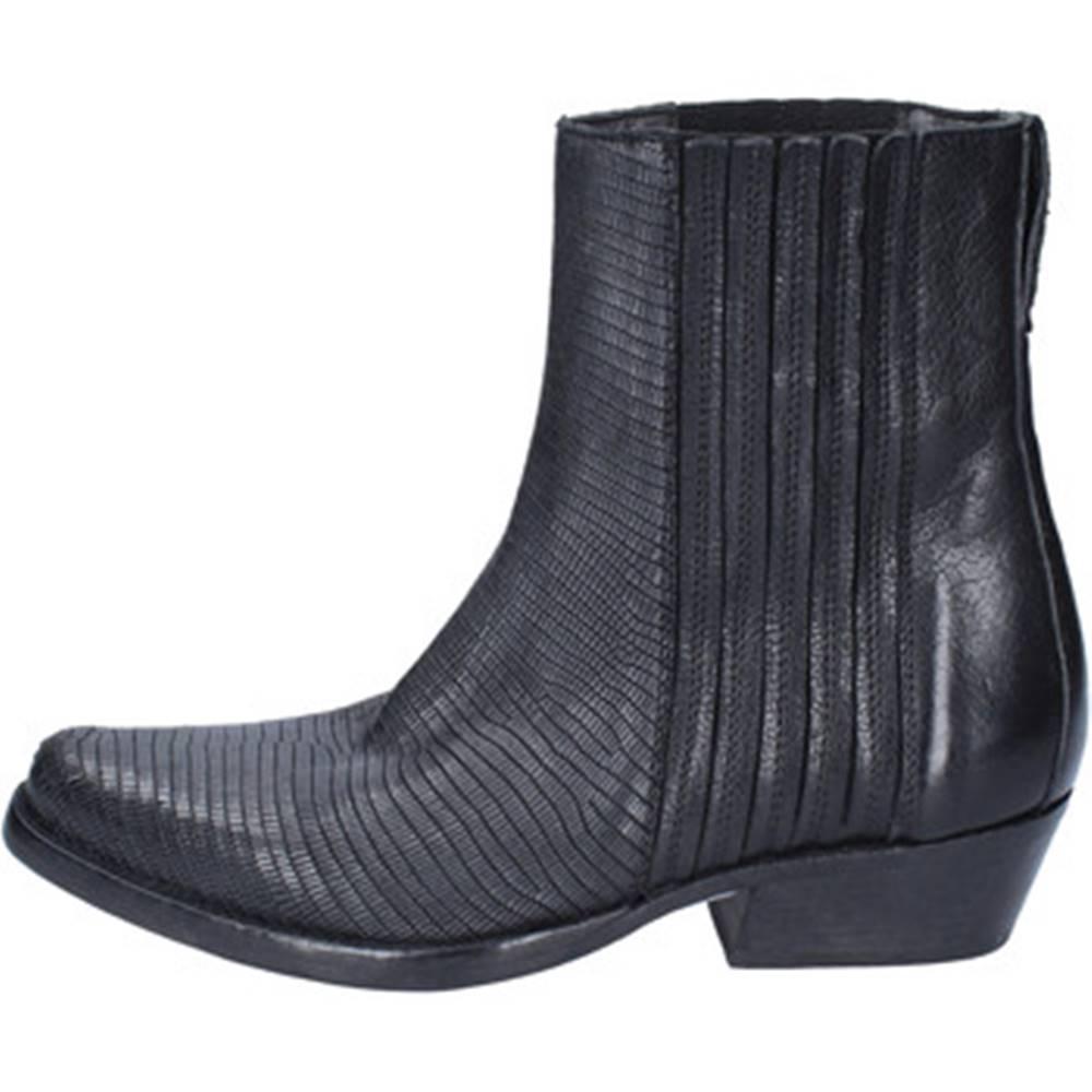 Moma Čižmičky Moma  Členkové Topánky BJ227