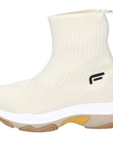 Béžové topánky Fornarina