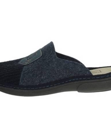 Modré papuče Uomodue