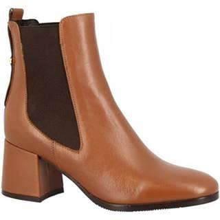 Čižmičky Leonardo Shoes  C55 NAPPA CUOIO