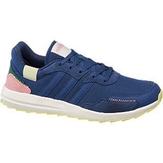 Tmavomodré tenisky Adidas Retrorun X