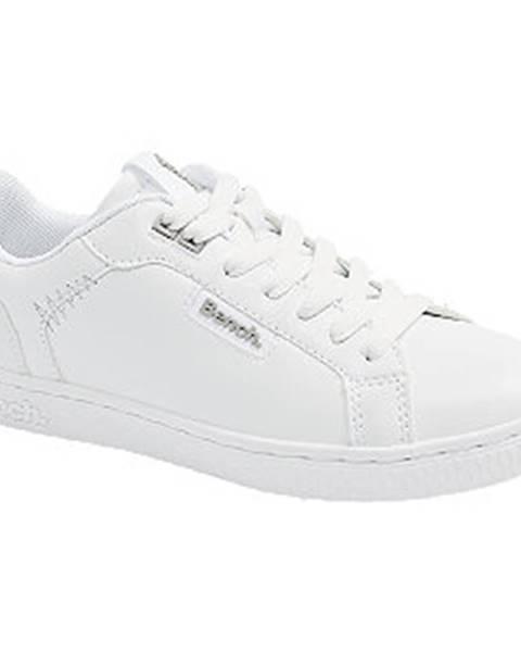 Biele tenisky Bench