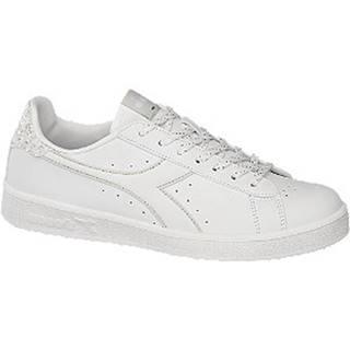 Biele tenisky Diadora Gampe P Wn