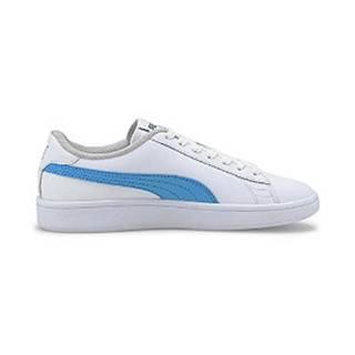 Biele tenisky  Smash V2 L JR