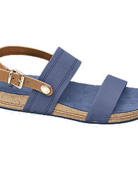 Modré sandále Bench
