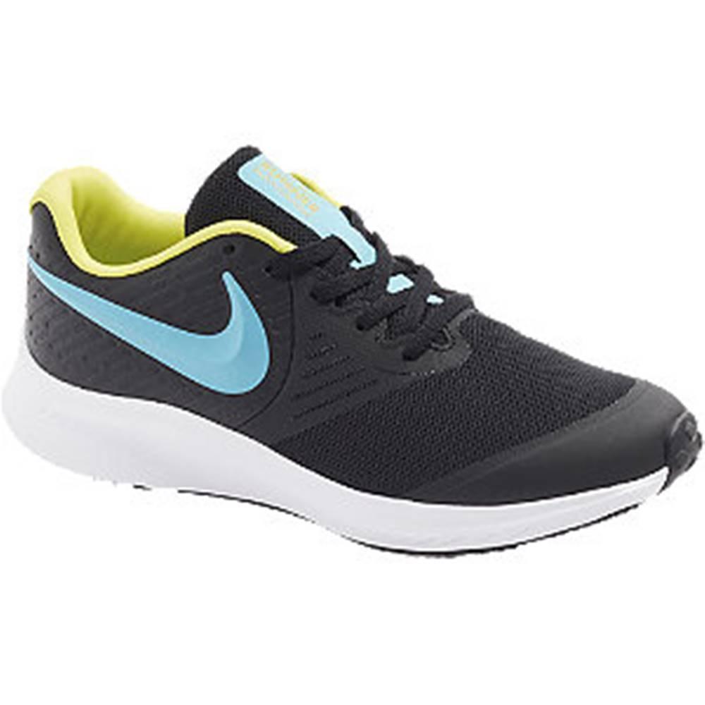 Nike Čierne tenisky Nike Star Runner 2