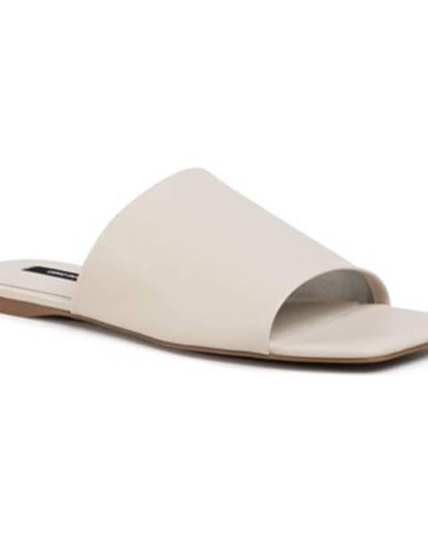 Biele topánky Gino Rossi