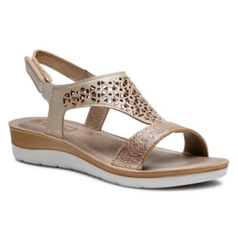 INBLU Sandále INBLU BVAJOO01 Imitácia kože/-Imitácia kože