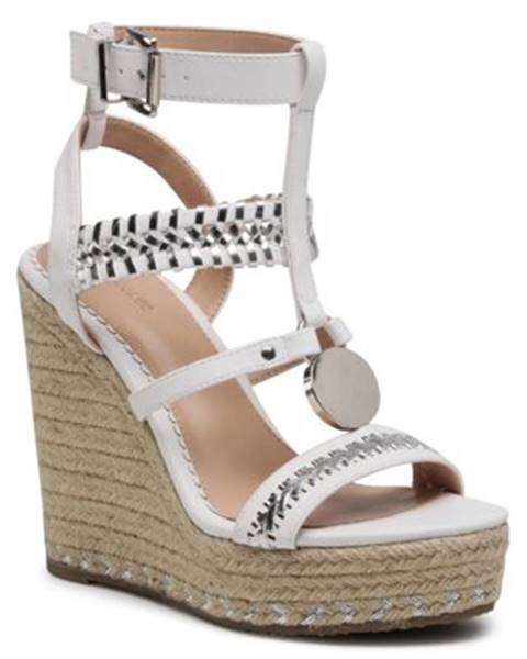 Biele sandále DeeZee