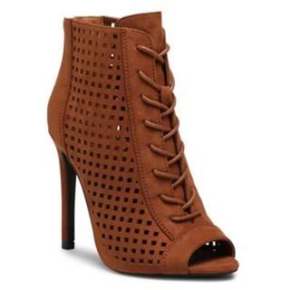 Sandále  WYL2437-1 Látka/-Materiál