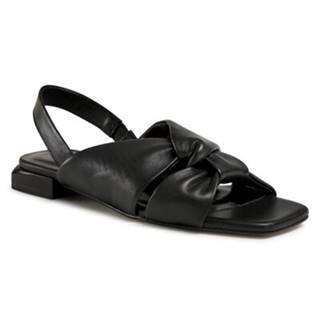 Sandále Gino Rossi 6006 Prírodná koža(useň) - Lícova