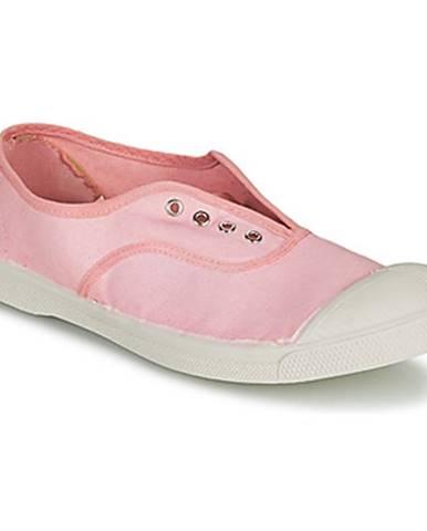Ružové tenisky Bensimon