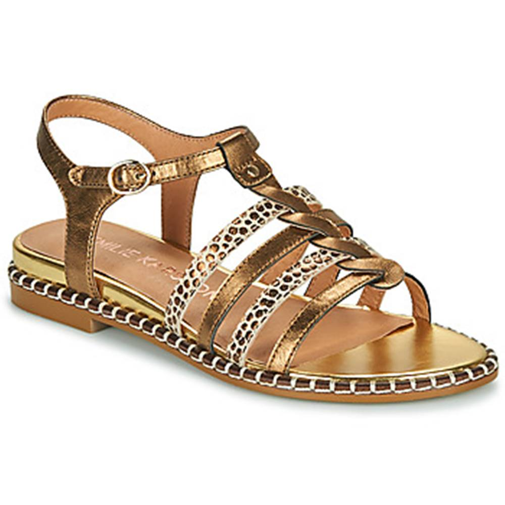 Karston Sandále  SOLENS