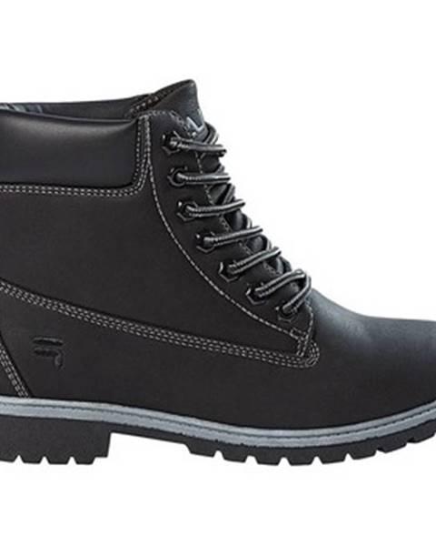 Čierne topánky Fila