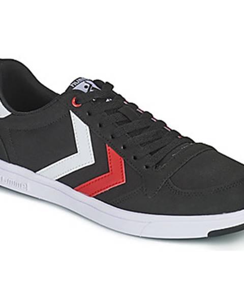 Čierne tenisky Hummel