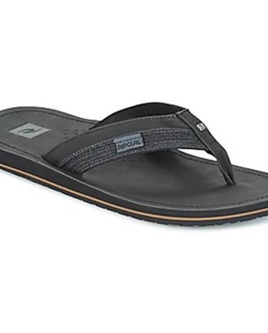 Čierne topánky Rip Curl