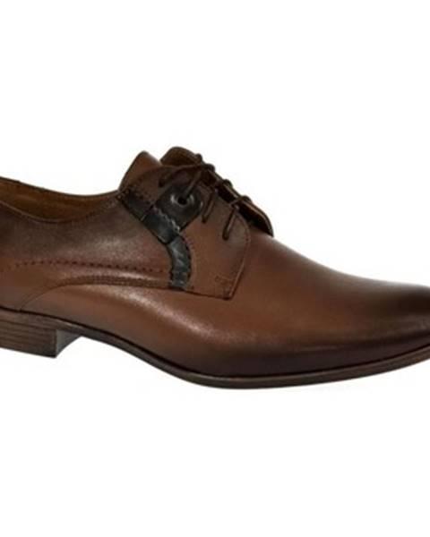 Hnedé topánky I-Guana