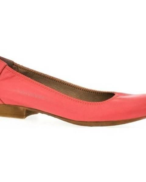 Ružové balerínky Karino
