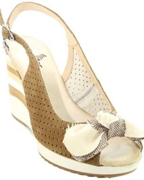 Hnedé sandále Robson