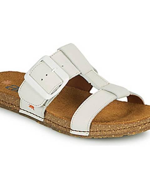 Biele topánky Art