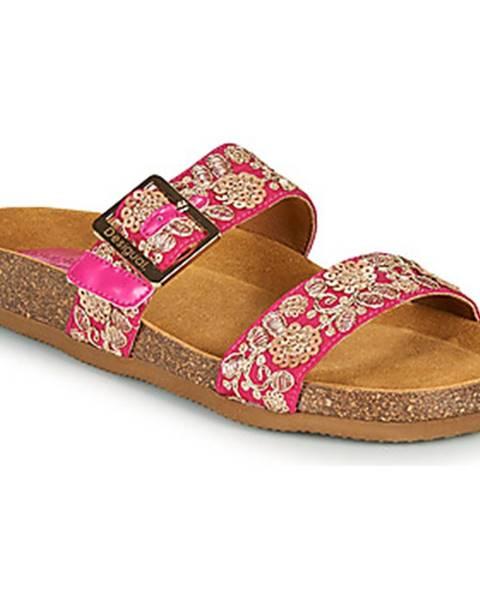 Ružové topánky Desigual