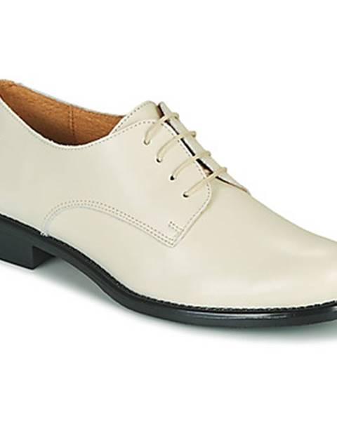 Biele topánky Betty London