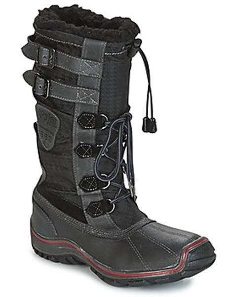 Čierne topánky Pajar